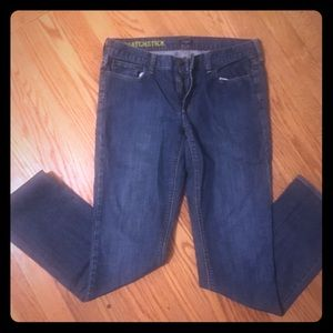 J. Crew Matchstick Jeans BRAND NEW CONDITION!